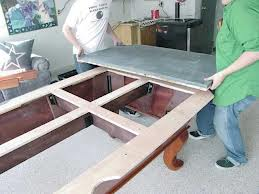 Pool table moves in Rock Hill South Carolina